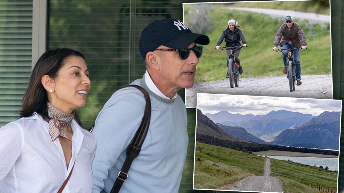 Romantic Rendezvous: Matt Lauer & New Girlfriend's New Zealand Hideaway Revealed