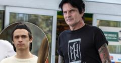 //Tommy Lee Son Blames Alcoholism Attack pp
