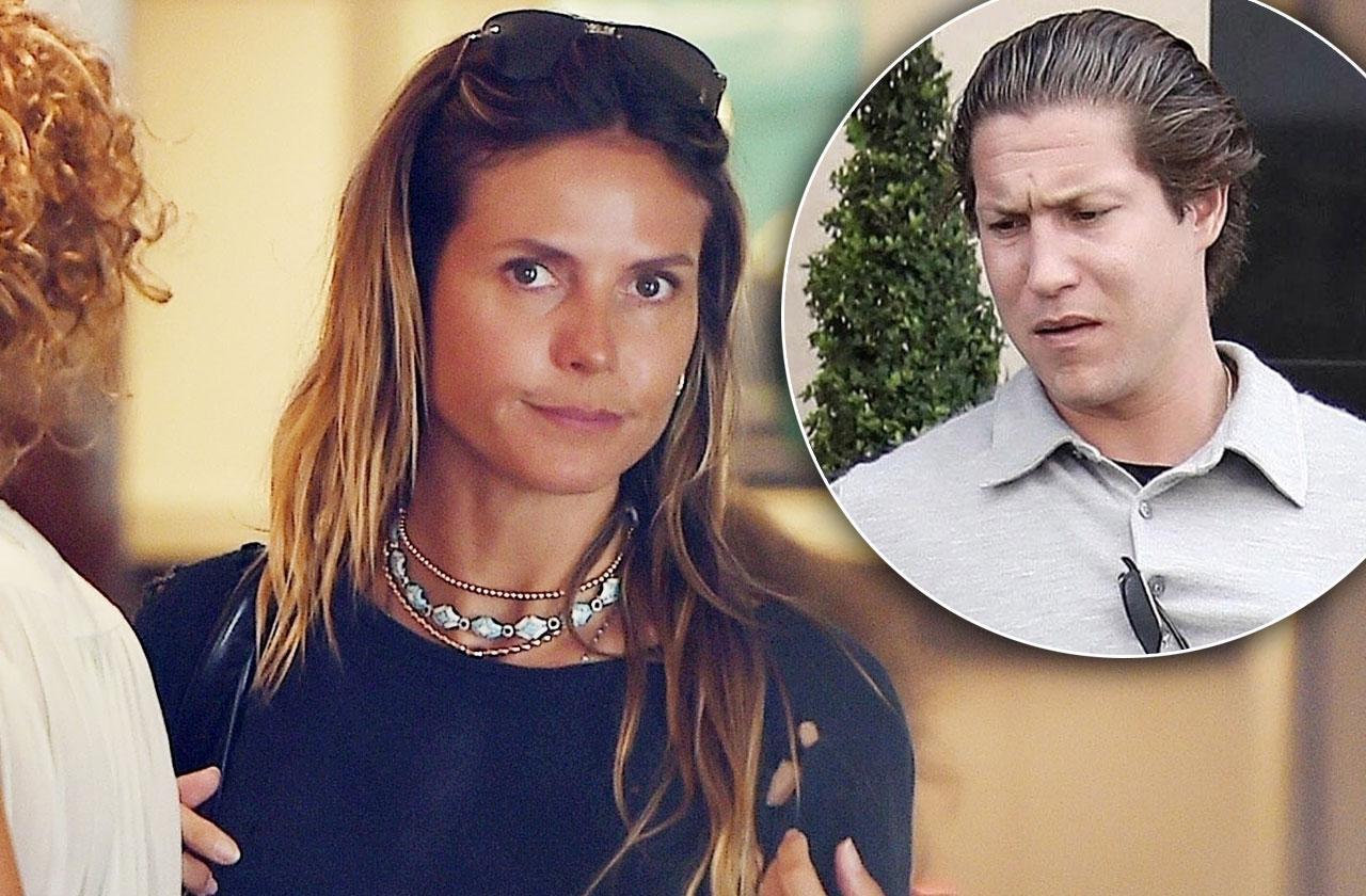 Heidi Klum Vito Schnabel Split Cheating