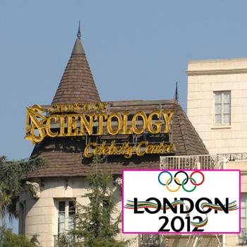 //olympics  scientology pamphlets