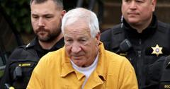 Jerry Sandusky's Request To Reduce Prison Time Denied