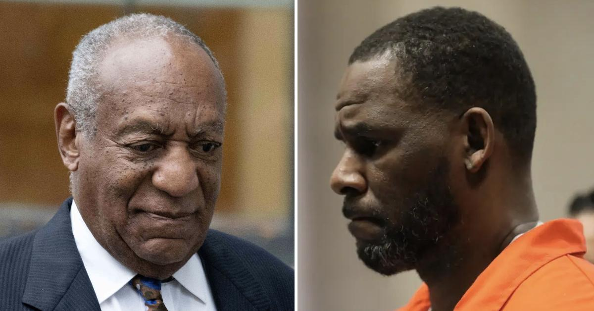 bill cosby says rkelly was railroaded verdict pp