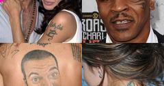 //celebrity tattoos getty wenn