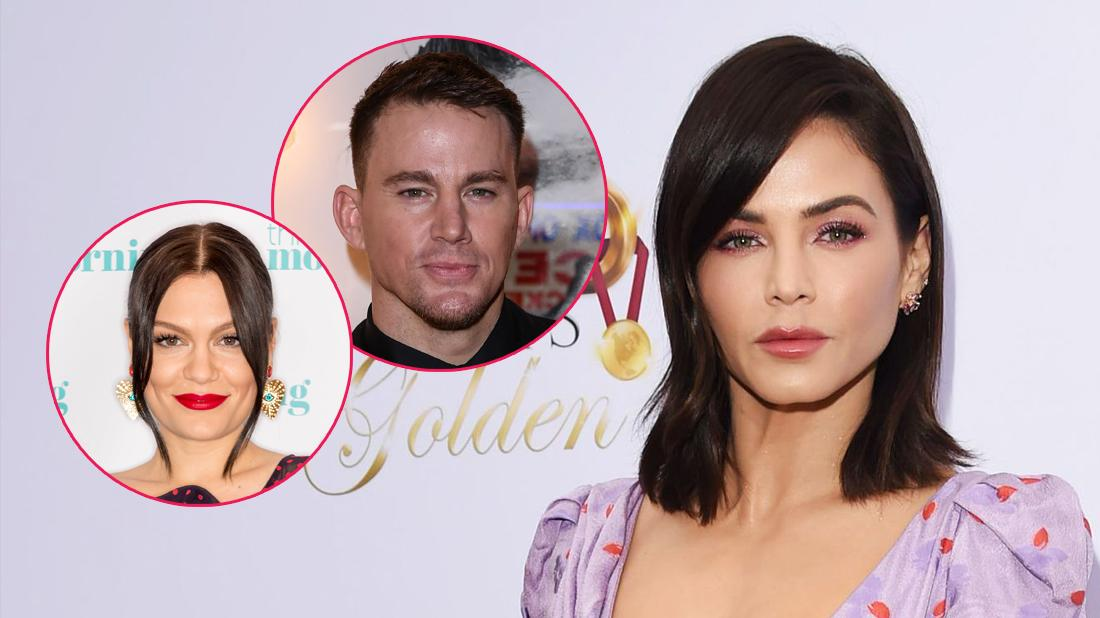 Jenna Dewan Was 'Blindsided' By Ex Channing Tatum's Rebound Romance With Jessie J, She Says In New Book