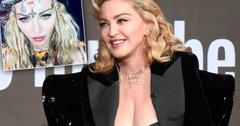 Madonna 60 Birthday Party Marrakech
