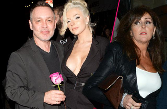 //courtney stodden mother feud over husband pp