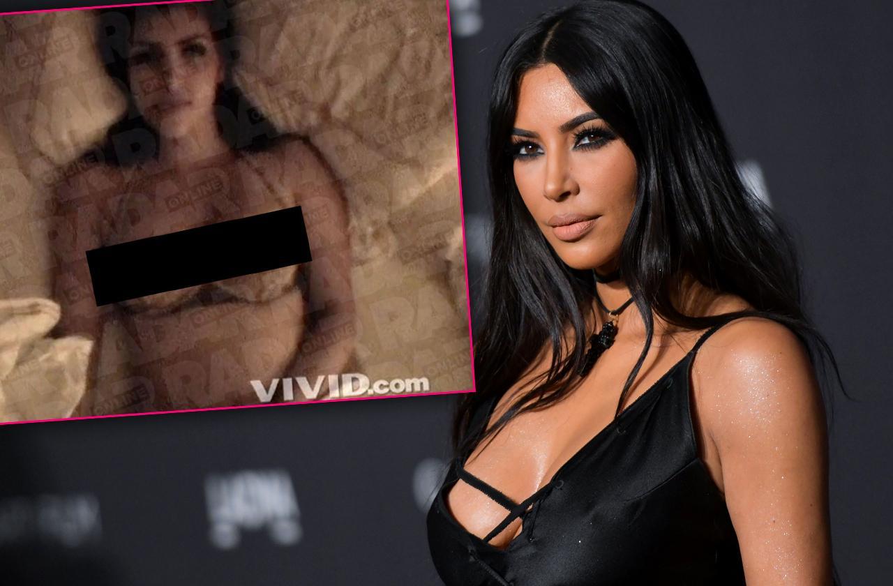 Kim Kardashian Sdx Tape