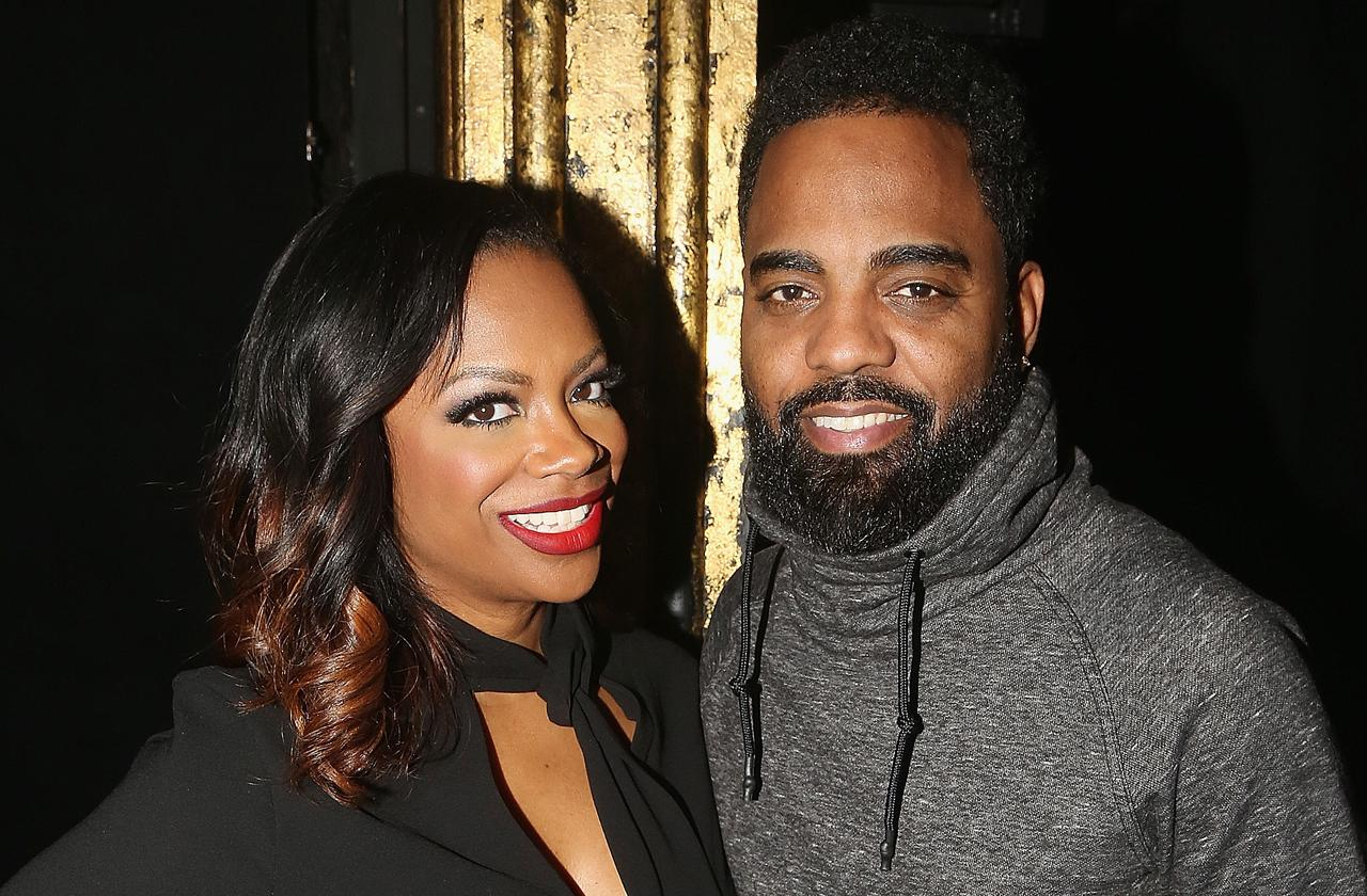 Kandi Burruss Todd Tucker Having Another Baby