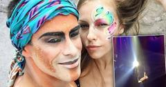 Cirque du Soleil death acrobat final photos