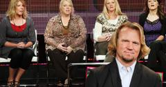 'Sister Wives' Preparing To Leave Fame-Hungry Husband Kody Brown.