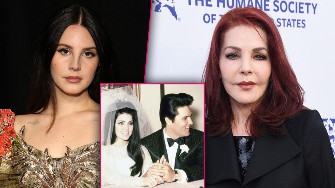 Lana Del Rey Begging To Play Priscilla Presley In Elvis Biopic