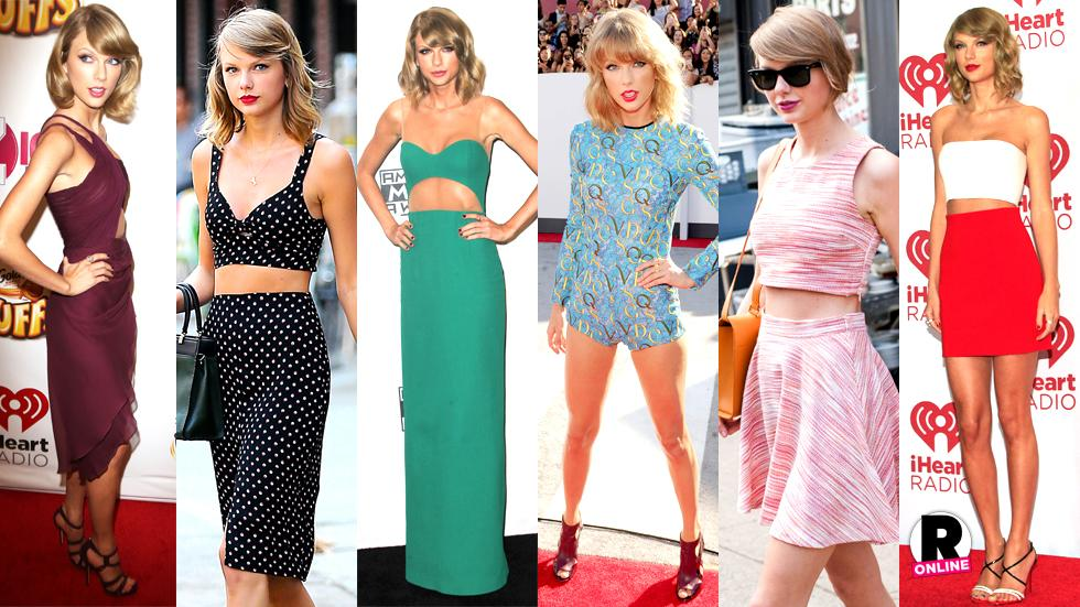 Diet taylor and exercise swift Taylor Swift