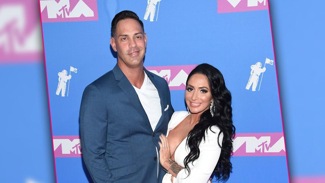 'Jersey Shore' Wedding News! Angelina Pivarnick Marries Chris Larangeira