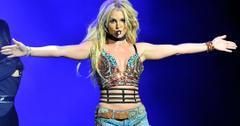 Britney Spears Posts Yoga Video After Rehab