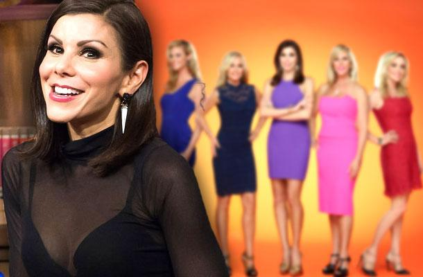 //Heather Dubrow Returning RHOC Contract pp