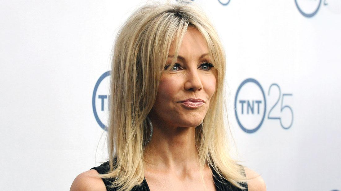 Heather Locklear Stuck In Rehab Again After Fight With Boyfriend