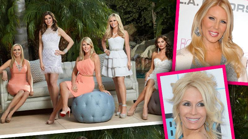 Real Housewives of Orange County Gretchen Rossi Peggy Tanous