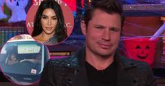 Nick Lachey Hints Kim Kardashian Called Paparazzi On Date
