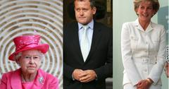 Princess Diana Gay Butler Paul Burrell Queen Told Him To Marry Woman