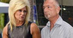//theresa caputo heads to church after separation announcement husban larry pp