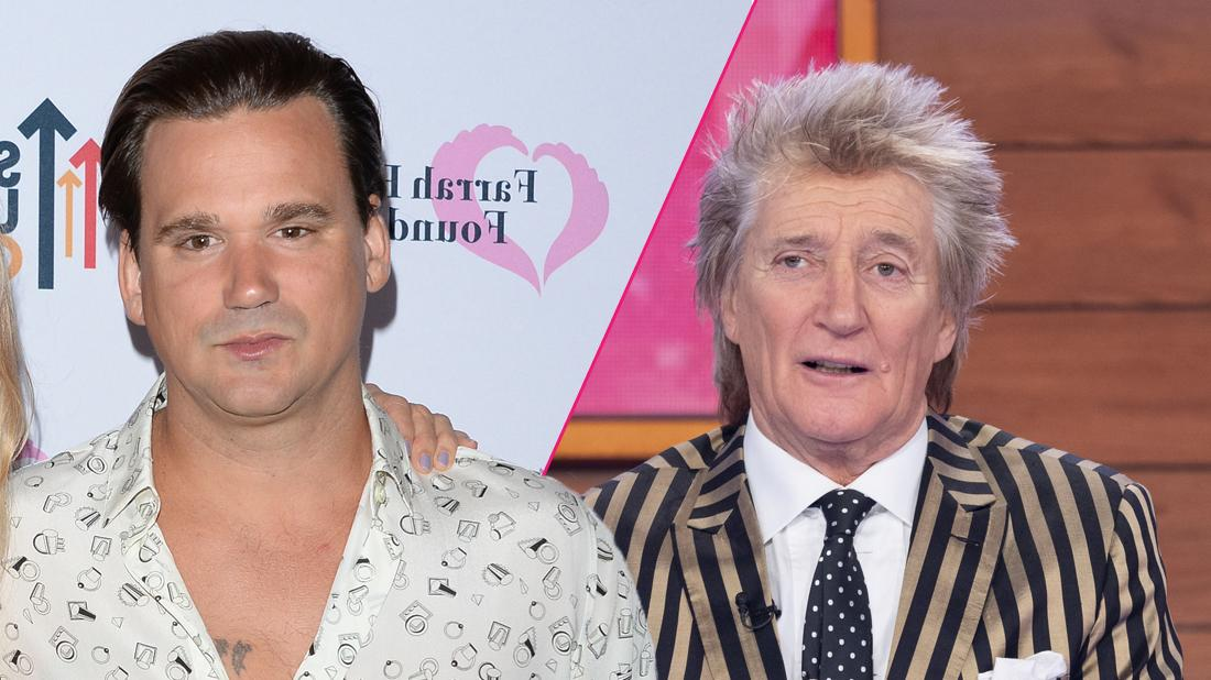 Rod Stewart & Son Sean Facing Battery Charges For NYE Fight