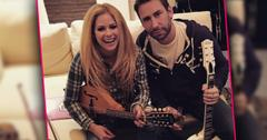 //avril lavigne chad kroeger divorce reunite music session pp