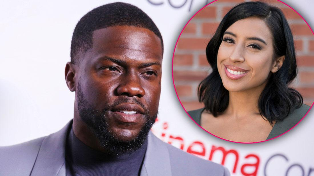 Kevin Hart Sex Tape Partner Re-Files Lawsuit For THIRD Time