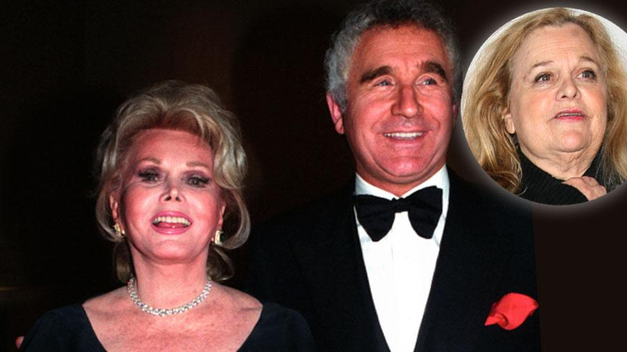 Zsa Zsa Gabor Daughter Death Husband Refuses To Tell