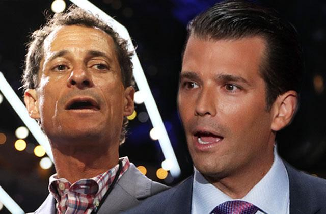 //anthony weiner donald trump jr challenges mayoral race pp