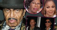 Joe Jackson Funeral Feud