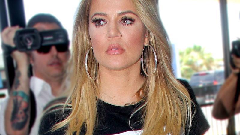 Khloé Kardashian Bodyguard Filming Keeping Up Kardashians Lamar Odom