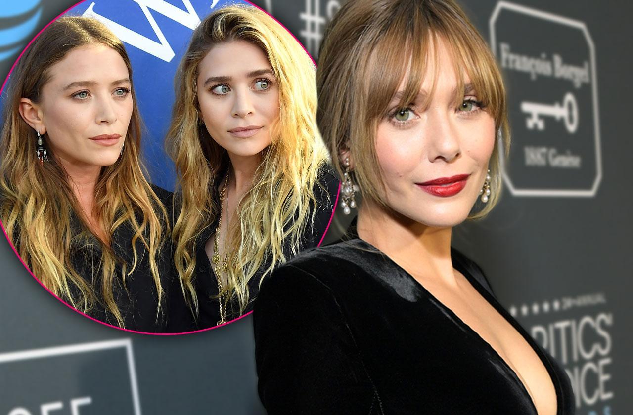 Elizabeth Olsen Ditches Olsen Twins