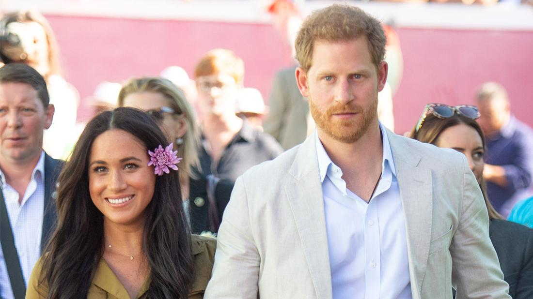 On The Run! Harry & Meghan 'Considering' Full-Time Canada Move To Escape Royal Family