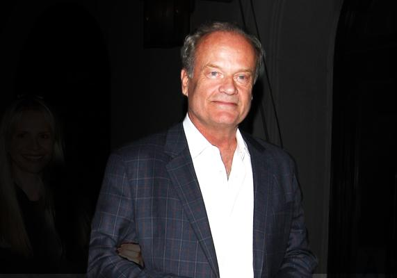 //kelsey grammer alcoholic actor drinks every day quitting aa pp