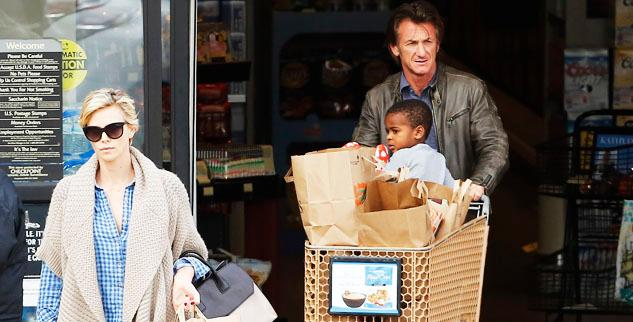 Sean Penn Charlie Theron Are Openly Discussing Getting Married