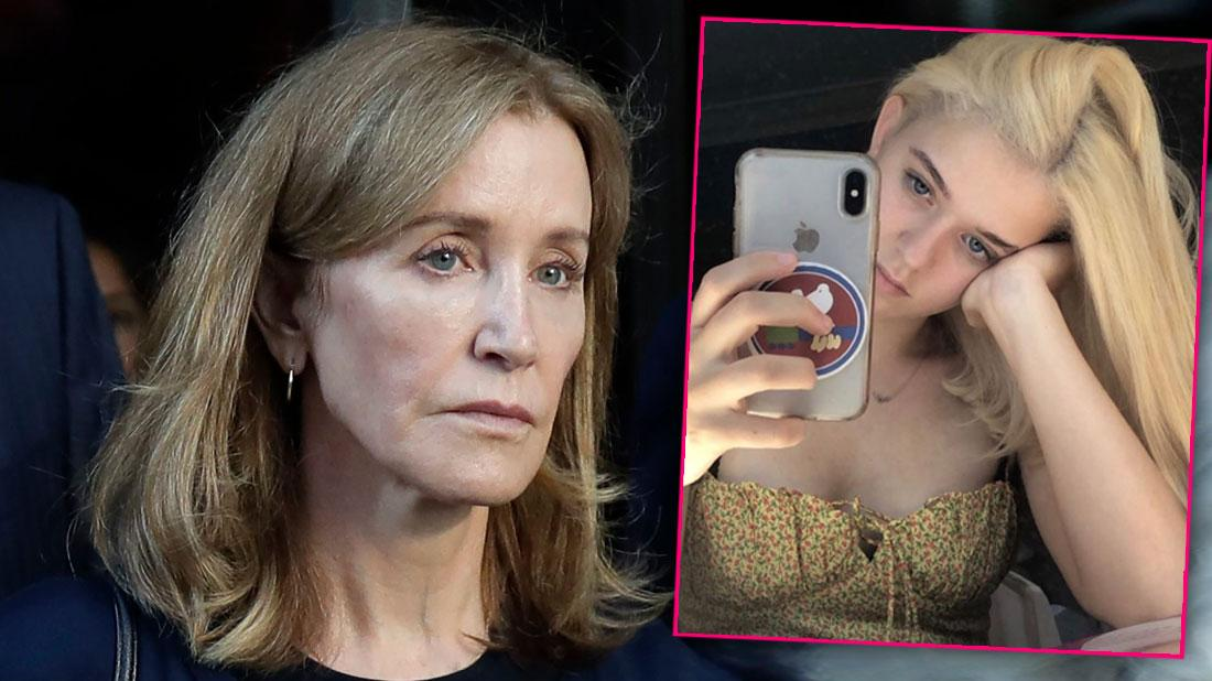 Felicity Huffman's Daughter Georgia Grace Macy Reveals What College She's Attending After Admissions Scandal