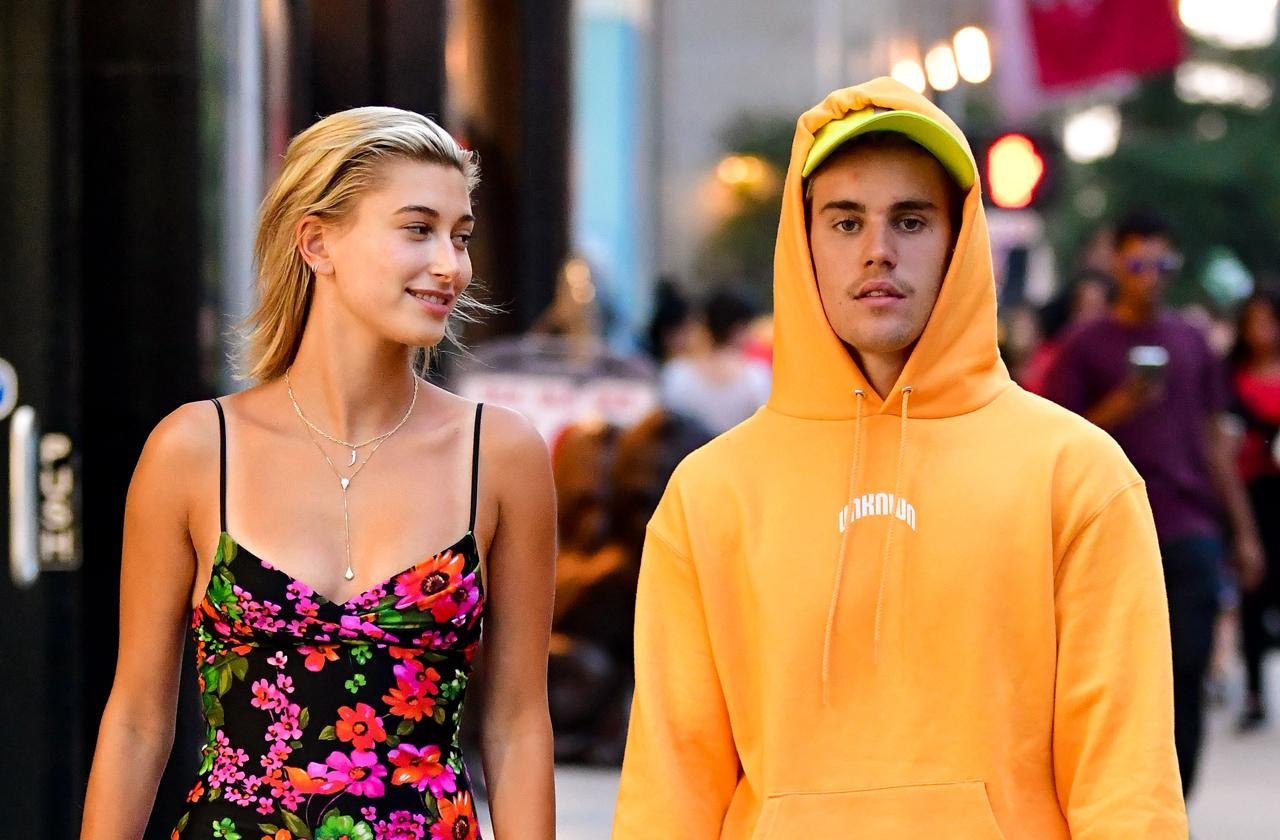 //hailey baldwin beyond excited about justin bieber engagement pp
