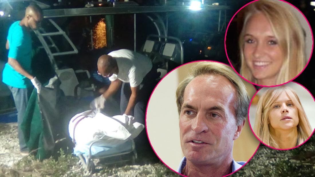 shocking Pics - Billionaire Chris Cline, Daughter Dead In Helicopter Crash