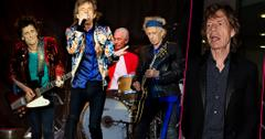 Rolling Stones Postpone US Tour Mick Jagger Health