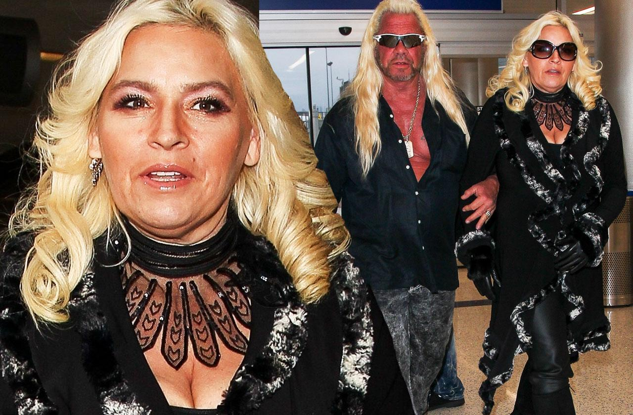 //Beth Chapman Throat Cancer Treatment pp