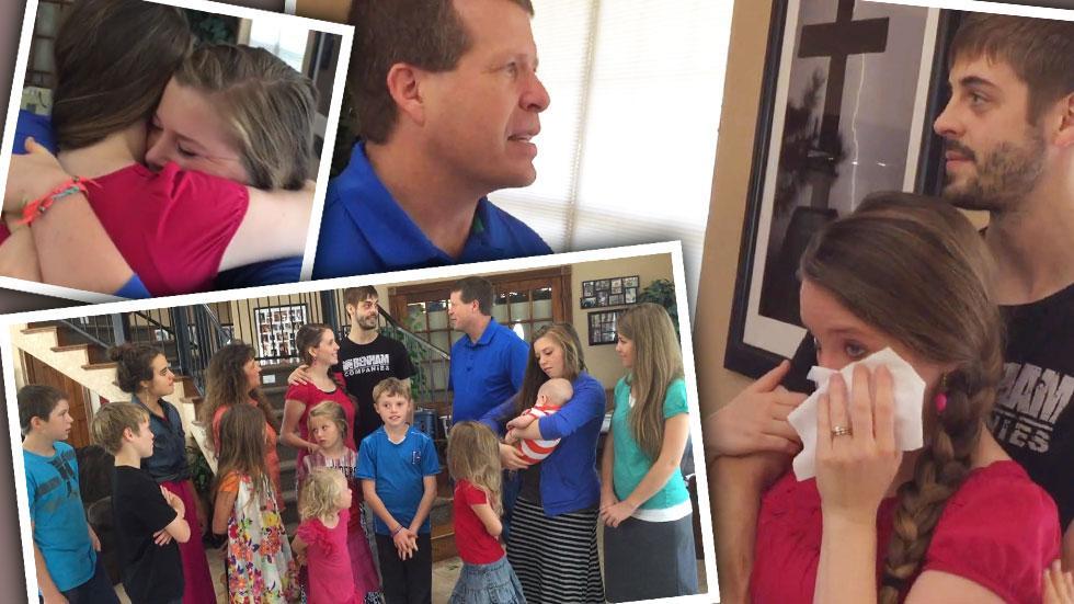 Jill Duggar Derick Dillard Mission Trip El Salvador Goodbye Video