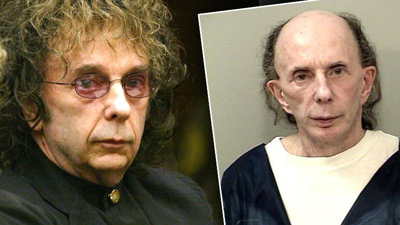 Phil Spector Files Appeal Murder