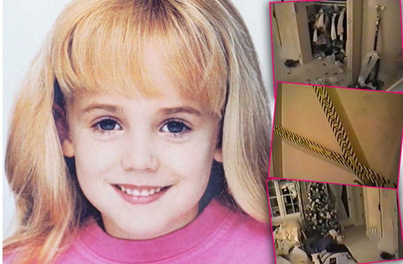 JonBenét Ramsey Body Exhumation