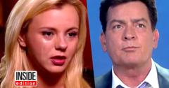 Charlie Sheen HIV Positive Bree Olson Daily Unprotected Sex