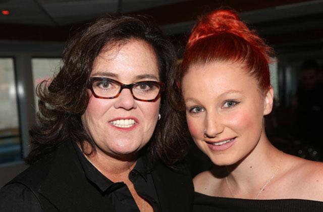 //rosie odonnell daughter chelsea hospital drug overdose pp