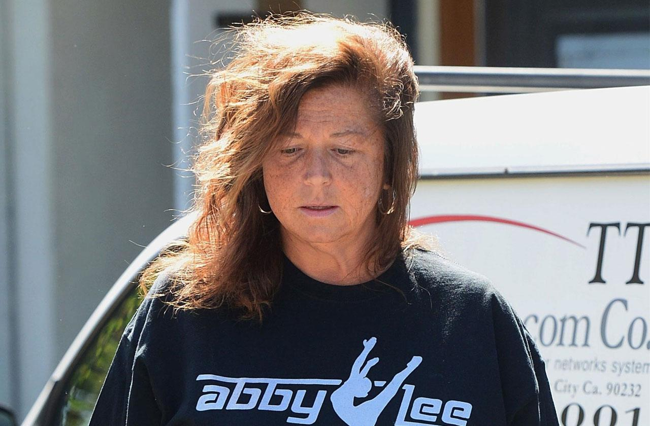 Abby Lee Miller Paralyzed From Neck Down