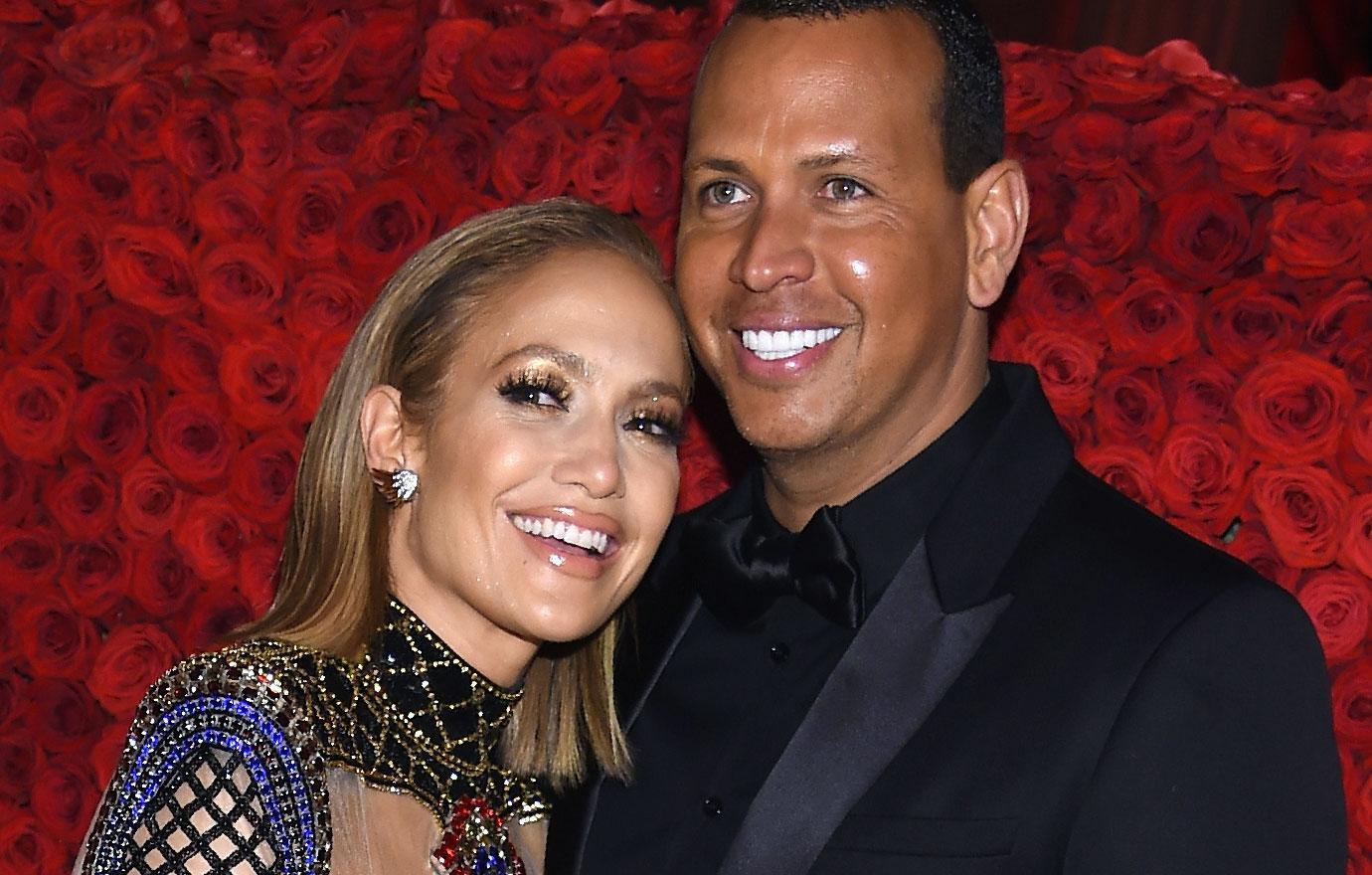 Alex Rodriguez And Jennifer Lopez List New York Apartments