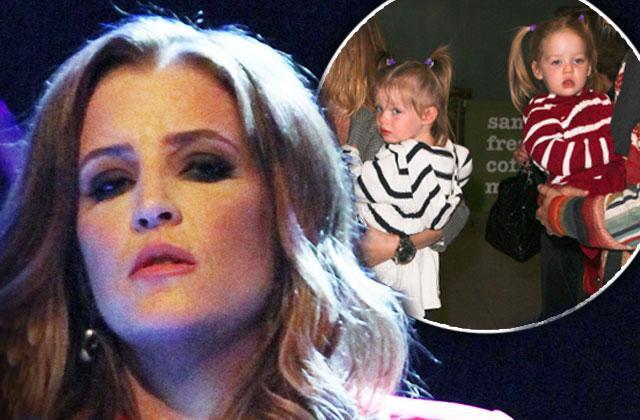 //lisa marie presley divorce michael lockwood secret life twins pp