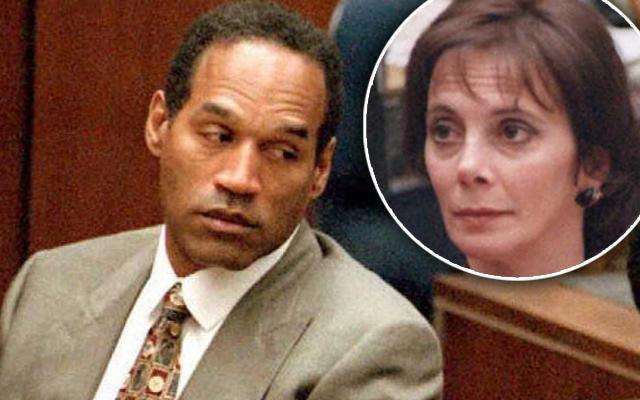 OJ Simpson Murder Marcia Clark