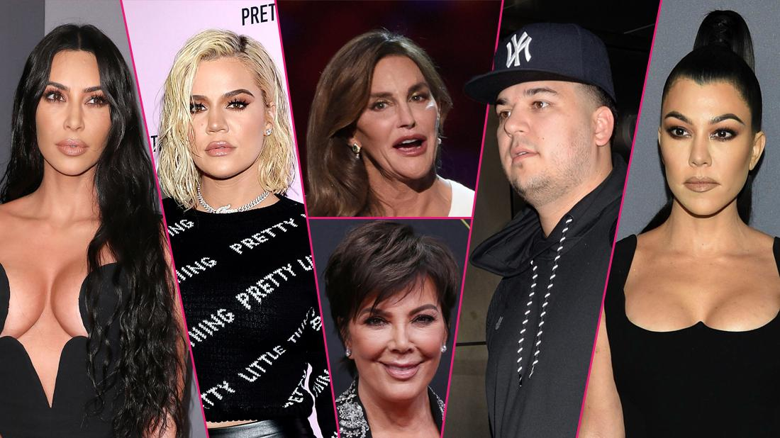 Divorce, Gender Feud & Silent Treatment! Caitlyn's Kardashian Clashes Exposed